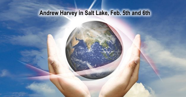 Andrew Harvey and Sacred Activism